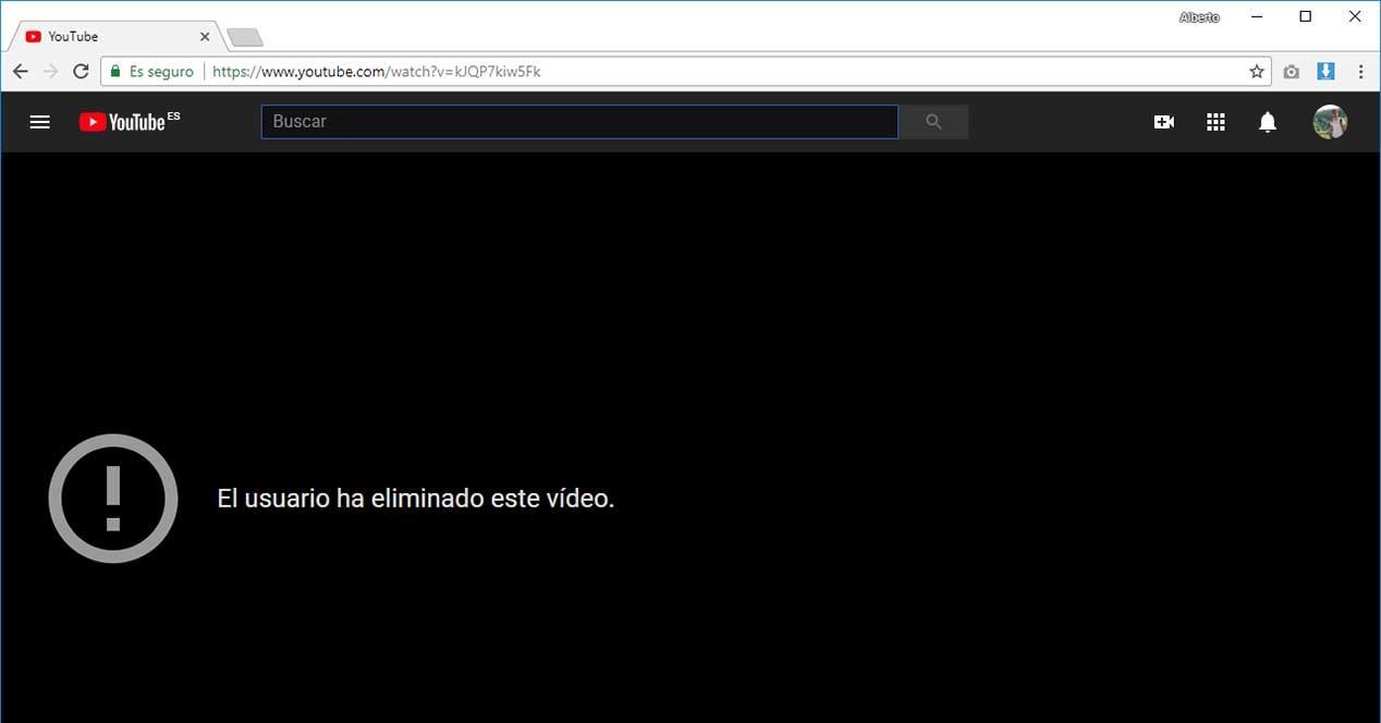 despacito eliminado youtube
