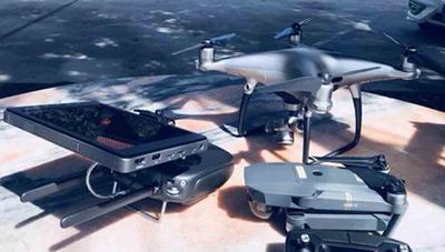 El DJI Phantom 5 se filtra antes de tiempo: 90 km/h y 33 minutos de vuelo