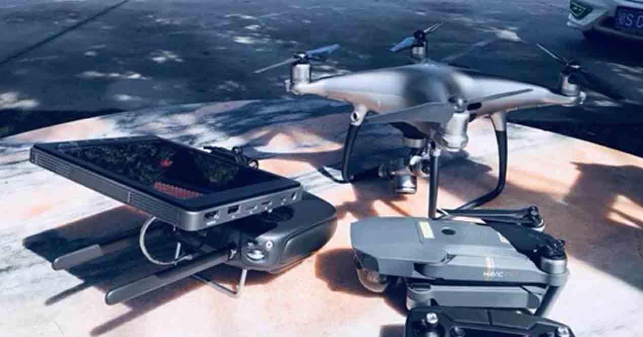 Ver noticia 'Noticia 'El DJI Phantom 5 se filtra antes de tiempo: 90 km/h y 33 minutos de vuelo''