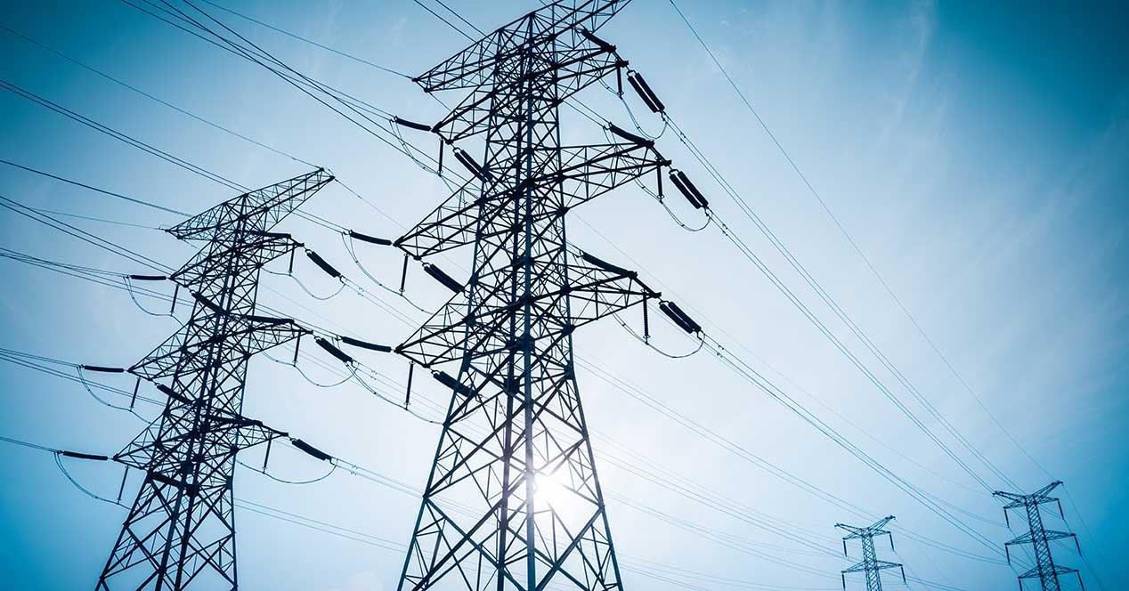 electricidad reloj hora