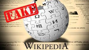 Cómo saber qué artículos son falsos en Wikipedia
