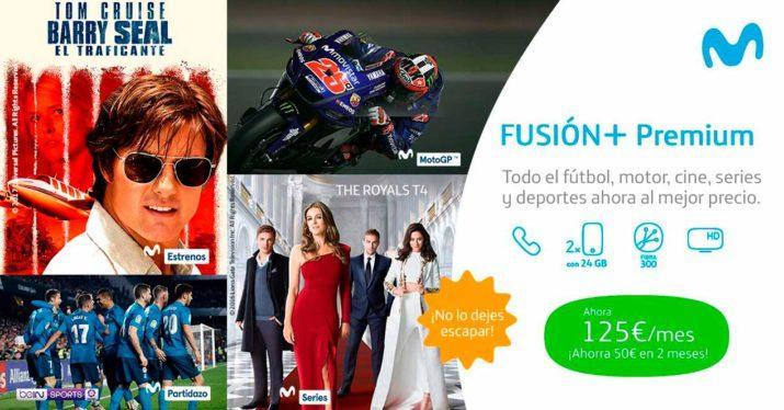 fusión+ premium