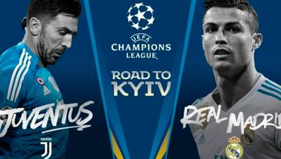 Cómo ver en directo el Juventus – Real Madrid de Champions online o desde el móvil