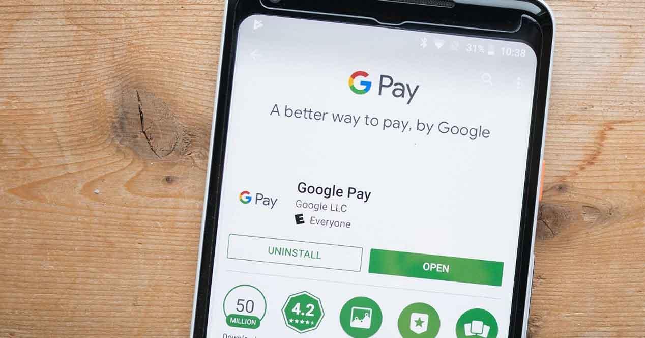 Google Pay ¿menos seguro que otros al estar conectado con la ...