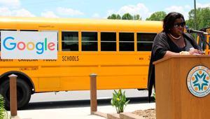 Google pone WiFi gratis en los autobuses escolares de zonas rurales