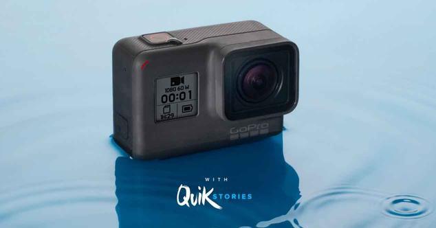 Ver noticia 'GoPro Hero 2018: características y precio en España'