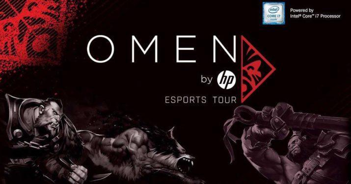 hp omen gaming