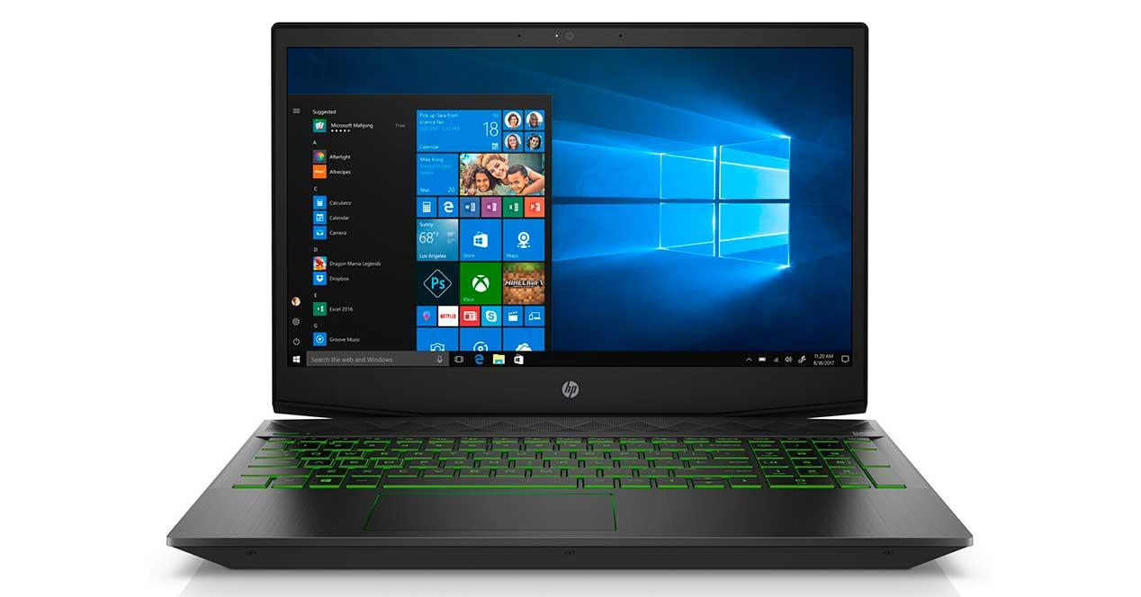 Ver noticia 'Noticia 'HP renueva sus portátiles: Intel Coffee Lake-H, 144 Hz y gráficas NVIDIA''