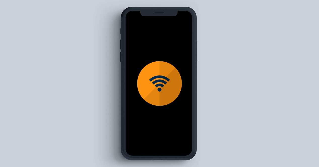 iphone X wifi