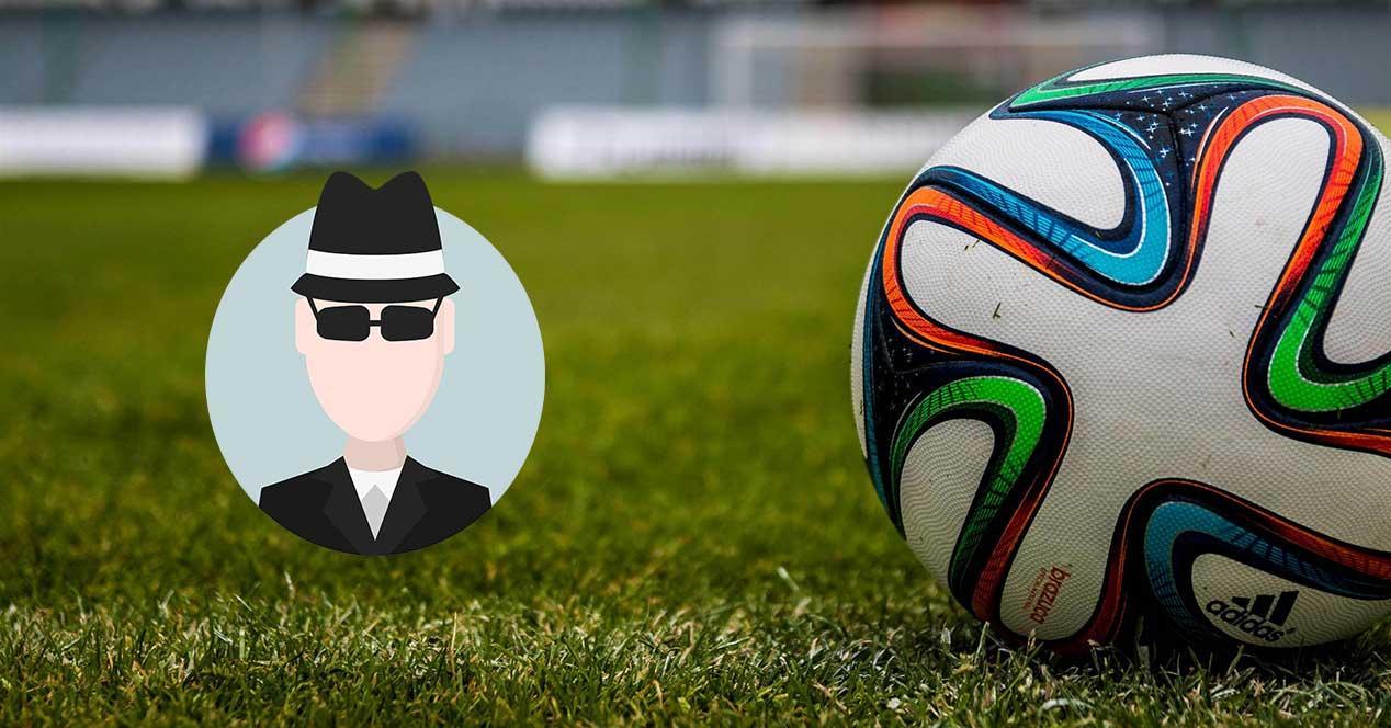 marauder futbol pirateria