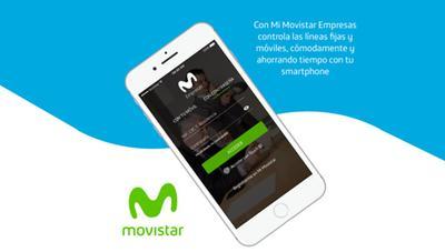 Nueva App Movistar para Empresas: mejor control de líneas móviles y fijas