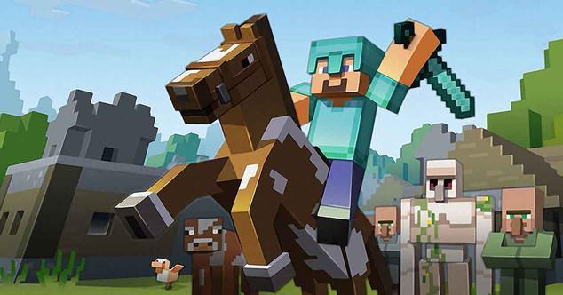 Ver noticia 'Minecraft ha colado un virus a los usuarios desde su propia tienda de skins'