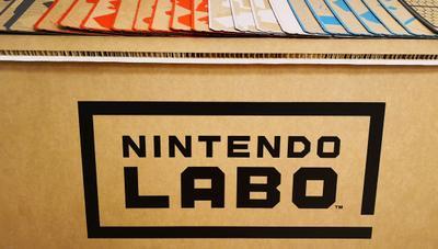 Jugamos a Nintendo Labo y si tenéis niñ@s en casa, os lo compraréis