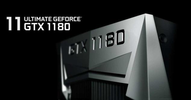 nvidia gtx 1180 grafica