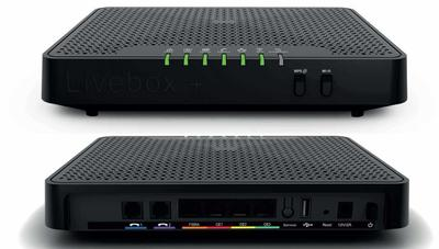 Así es el nuevo router Livebox+ de Orange y así funciona el WiFi Inteligente