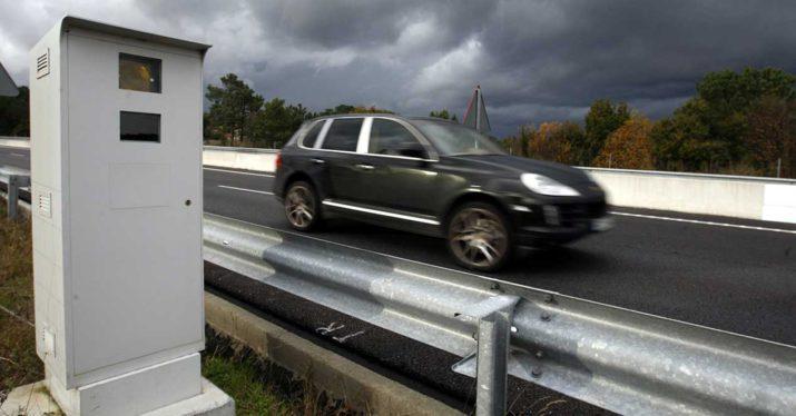 radar fijo coche