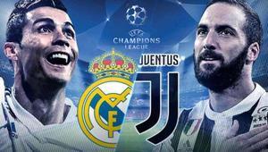 Cómo ver en directo el Real Madrid – Juventus de Champions por televisión, Internet o el móvil