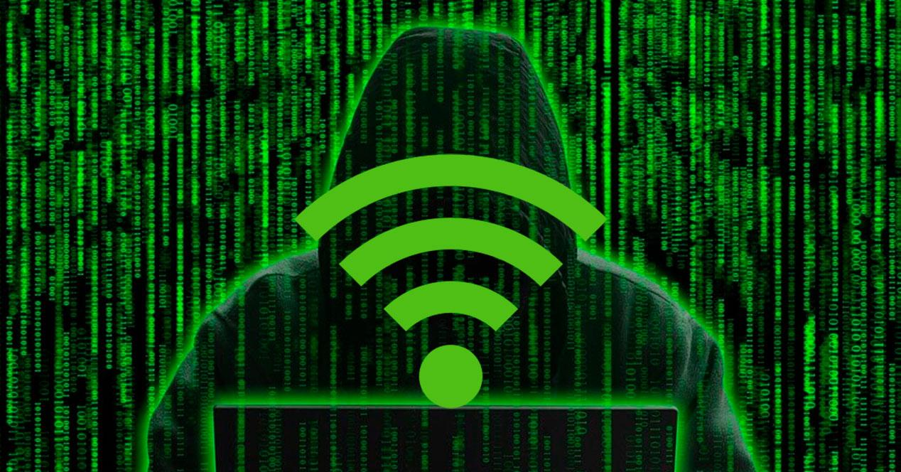 robar el wifi