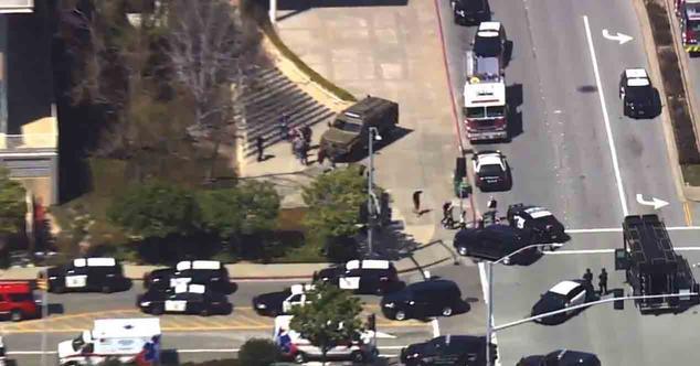 Ver noticia 'Urgente: tiroteo en la sede de YouTube en California'