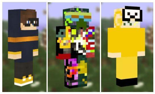 Minecraft Ha Colado Un Virus A Los Usuarios Desde Su Propia Tienda - Skin para minecraft q