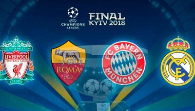Cómo ver en directo el sorteo de semifinales de la Champions