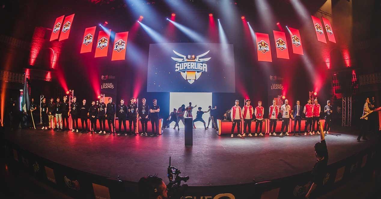 superliga orange esports