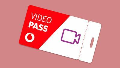 Vodafone Video Pass subirá de precio próximamente