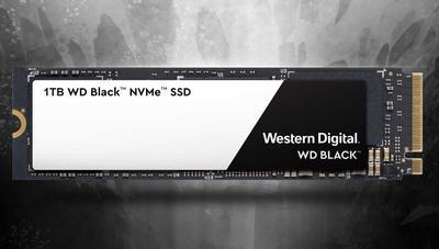 WD Black 3D NAND: nuevos SSD NVMe con hasta 3.400 MB/s de velocidad