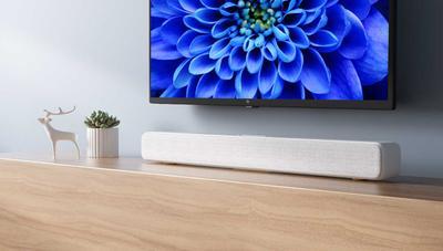 Xiaomi anuncia una barra de sonido para la TV por 50 euros