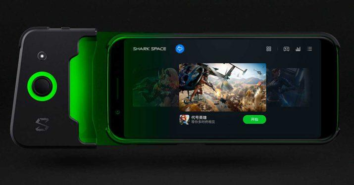xiaomi black shark mando