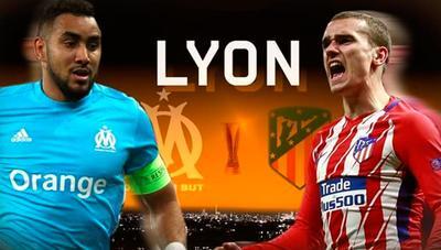Final de la Europa League: Cómo ver en directo el Marsella – Atlético de Madrid por televisión, online o el móvil