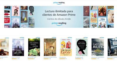 Amazon Prime Reading: nuevo servicio para descargar libros gratis incluido con Amazon Prime