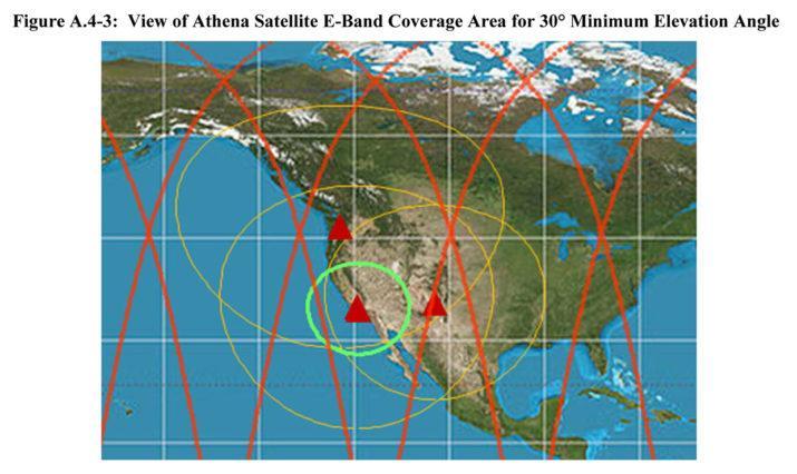 Internet satélite facebook