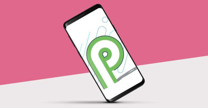android p samsung galaxy s9