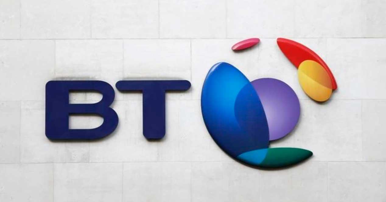 bt british telecom trabajadores