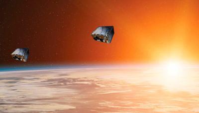 Facebook tiene un plan secreto para ofrecer Internet por satélite desde el espacio