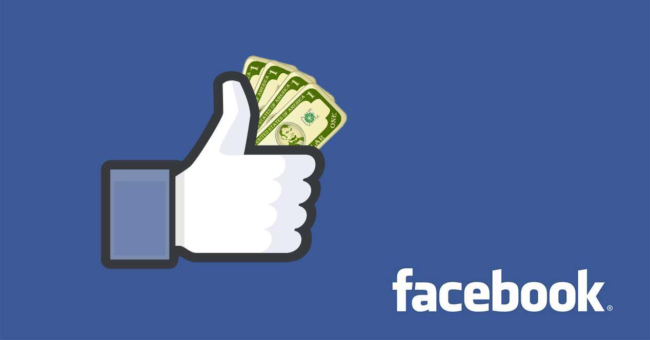 facebook de pago
