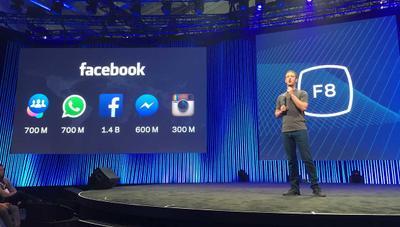 Esto es todo lo que Facebook ha anunciado en el F8 de 2018