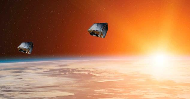 Ver noticia 'Facebook tiene un plan secreto para ofrecer Internet por satélite desde el espacio'