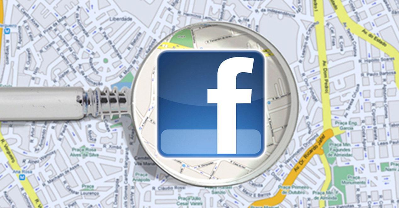 facebook te rastrea