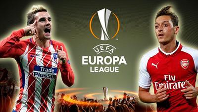 Cómo ver en directo el Atlético de Madrid – Arsenal de Europa League por TV, Internet o desde el móvil