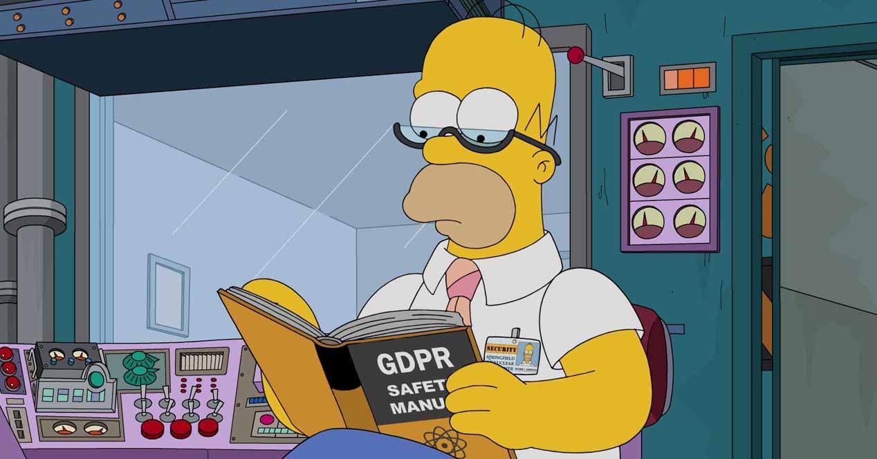 Ver noticia 'Noticia 'Android, Facebook, WhatsApp e Instagram son los primeros demandados por incumplir la GDPR''