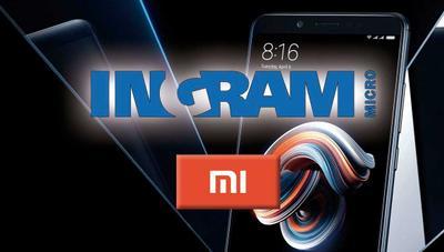 Ingram Micro llevará los productos más deseados de Xiaomi a la tiendas