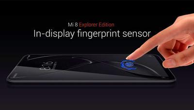 Xiaomi Mi 8 Explorer Edition, la edición especial con lector bajo pantalla y reconocimiento 3D