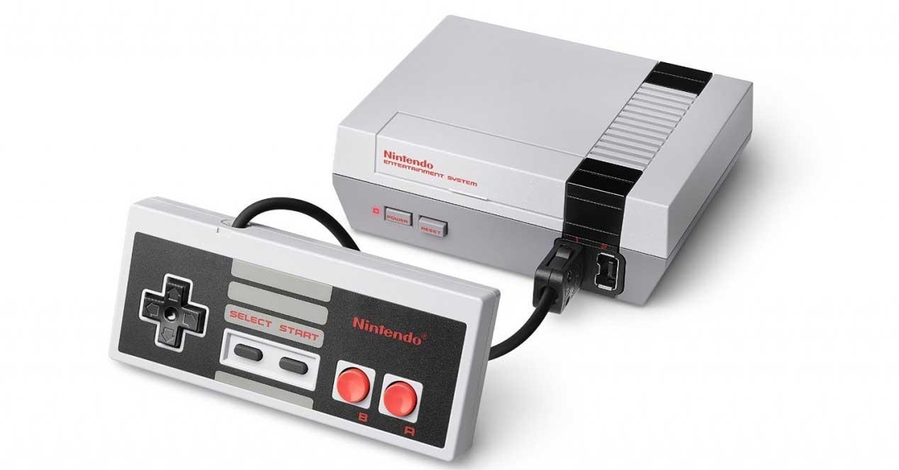 Ver noticia 'Noticia 'La Nintendo NES vuelve: ya disponible por 56,99 euros en reserva''