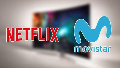 Netflix integrado en Movistar ¿sólo para Fusión Total y Fusión Total Plus?