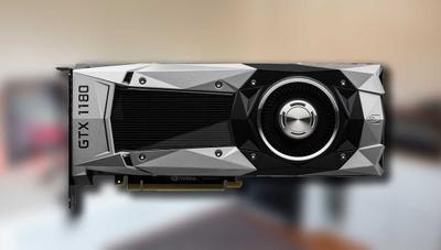 NVIDIA GeForce GTX 1180: filtradas casi todas sus características con 16 GB GDDR6