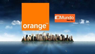 Orange triplica los GB en tarifas de prepago Mundo este verano