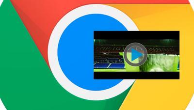 Cómo ver vídeos en ventana flotante en Google Chrome