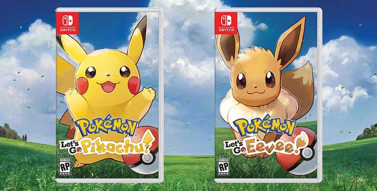 Nintendo Anuncia Dos Juegos Pokemon Para Nintendo Switch Y Los